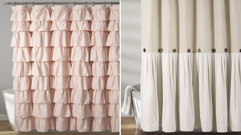 5 Best Shower Curtain Designs Trending In Amazon (2021)