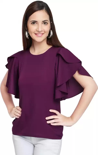 different types of sleeves for women's clothes