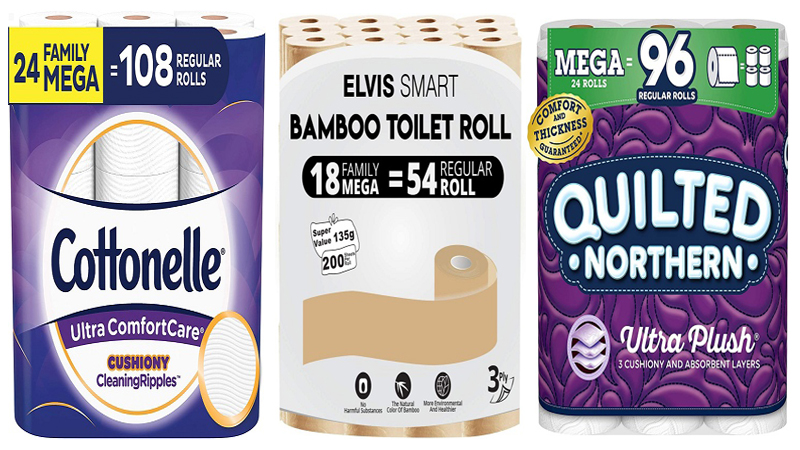 5 Latest Toilet Paper Brands – Highly Sold Out In Amazon (2021)