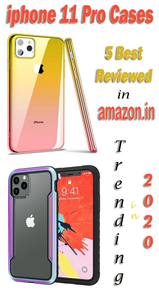5 Best iphone 11 pro cases amazon 2020