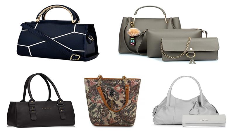 5 Latest Handbags Under 1000 - Trending In Amazon.in (2020)