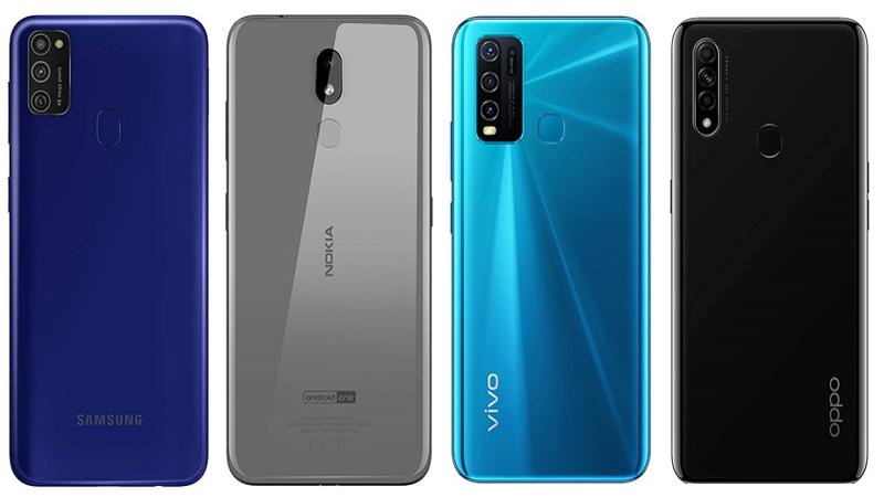 5 Best Mobiles Under 10000 To 15000 In Amazon.in (2021)