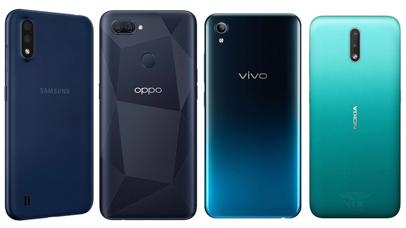 5 Best Mobiles Under 10000 Rupees In Amazon.in (2021)