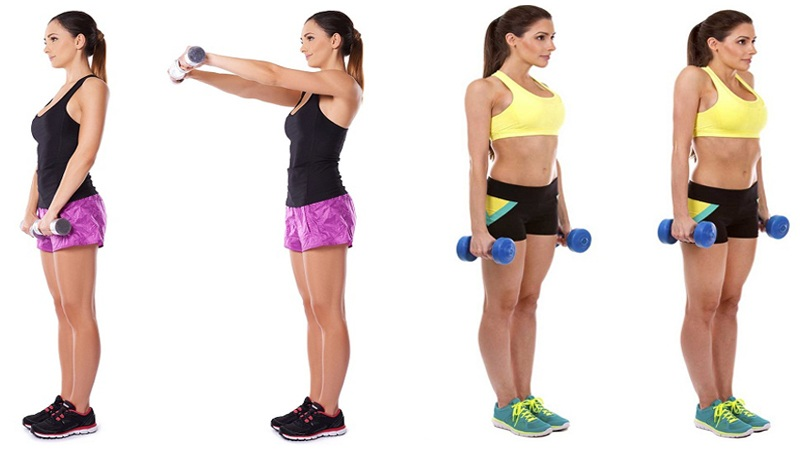 5 Best Exercises To Reduce Breast Size Quickly At Home
