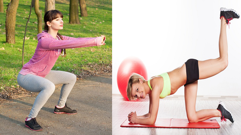 5 Effective & Best Exercises To Reduce Thigh Fat Fast