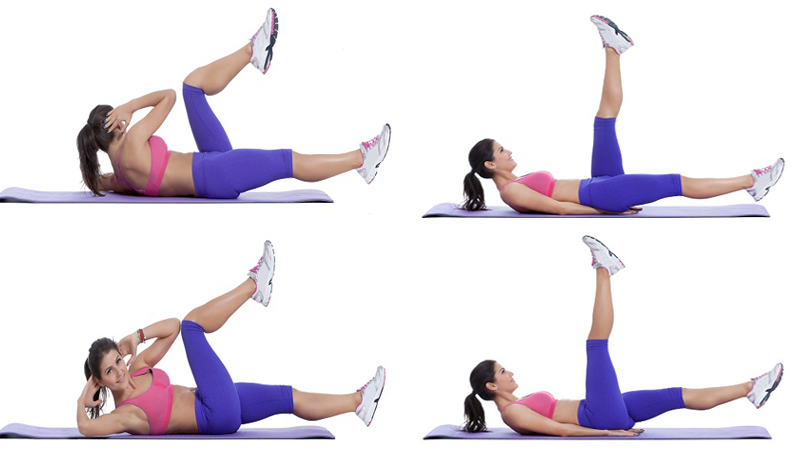 5 Effective & Best Exercises To Reduce Lower Belly Fat