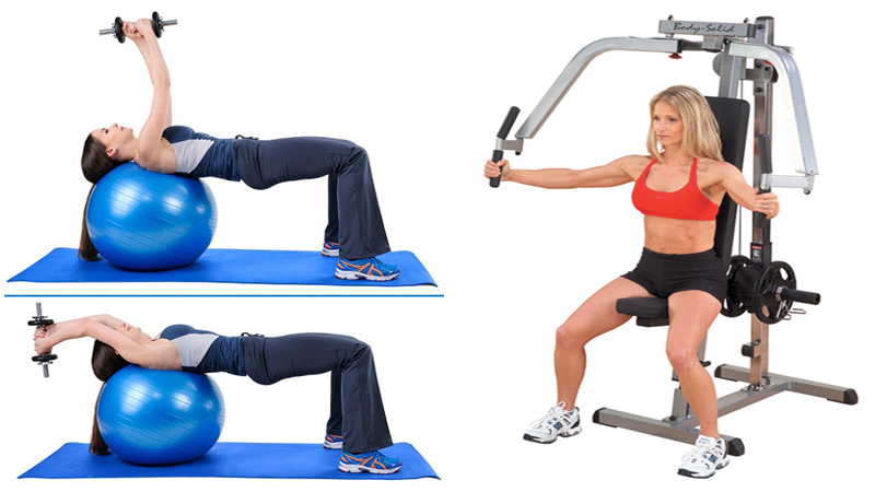 5 Simple & Best Exercises To Lift Sagging Breasts At Home