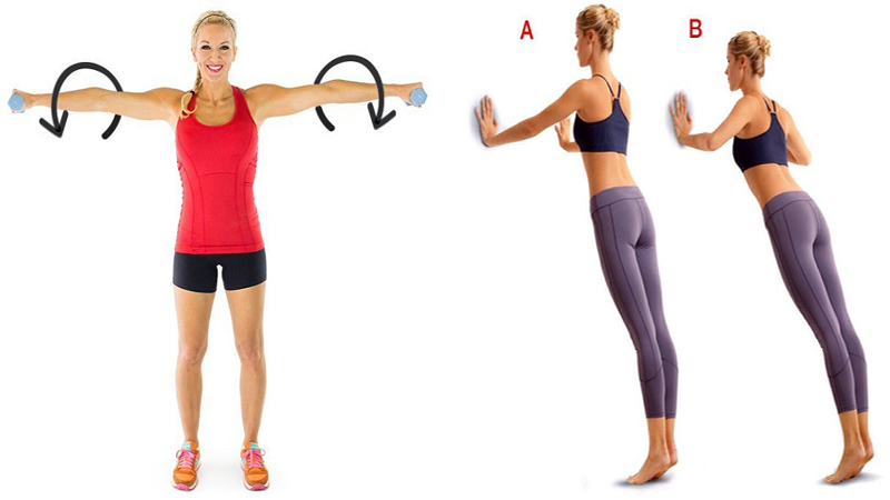 5 Best Exercises To Increase Breast Size In 10 Days