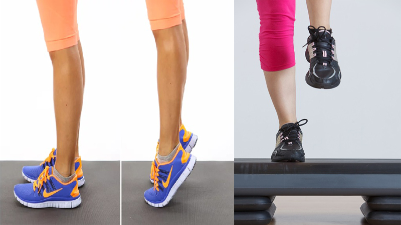 5 Effective & Best Exercises To Reduce Calf Fat At Home