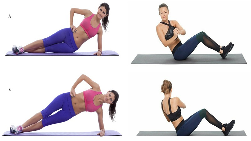 5 Best Exercises To Reduce Waist Fat Quickly At Home