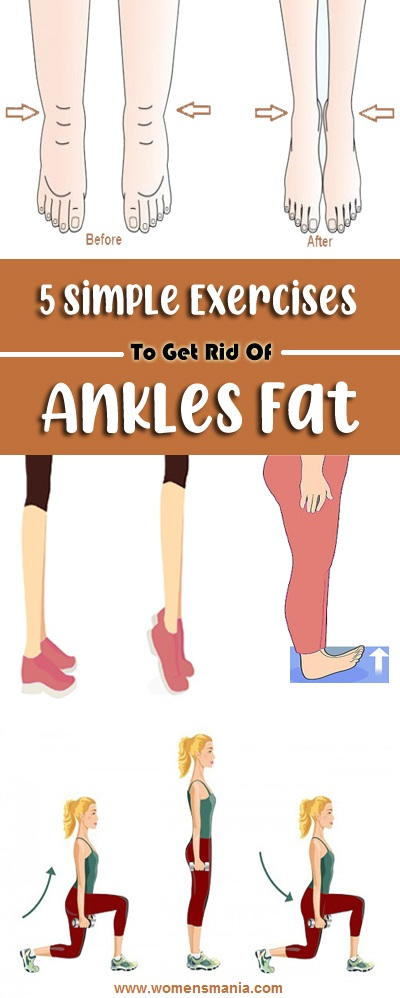 Best Ankle Slimming Exercises