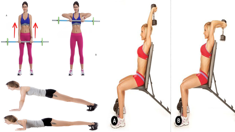 5 Simple & Best Exercises To Reduce Bra Bulge At Home