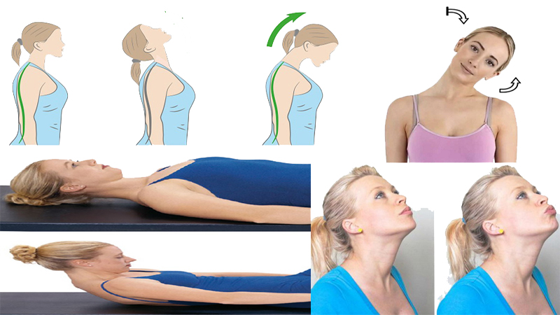 5 Best Exercises To Reduce Neck Fat Quickly At Home