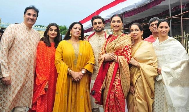 Deepika Padukone Family Photos