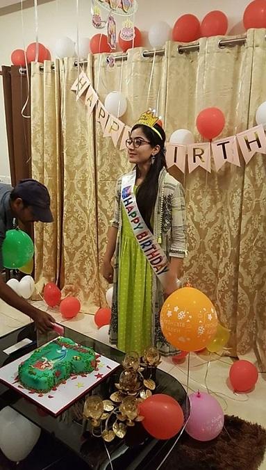 Rashmika Mandanna Birthday Photo