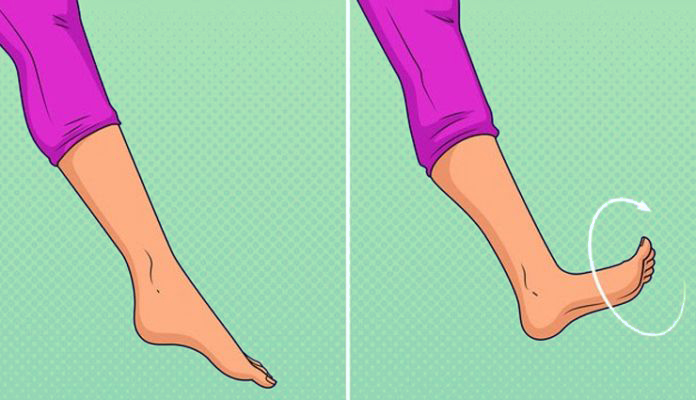 exercises for fat ankles