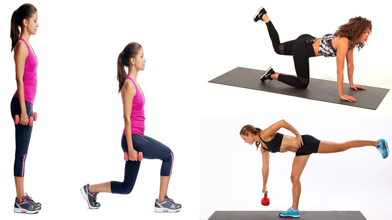 5 Effective & Best Exercises To Reduce Buttocks In A Week