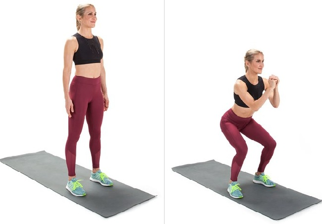 exercise to reduce hips