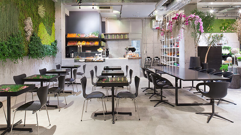 15 Latest & Best Cafe Design Ideas Pictures In 2021