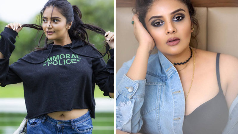10 Beautiful and Hottest Srimukhi Photos HD In 2021