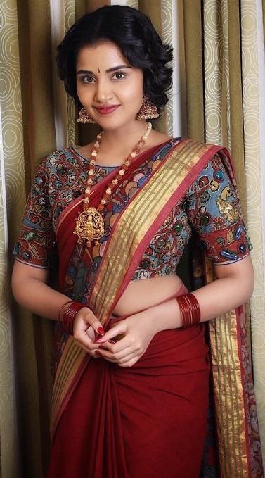 Anupama Hot Photos