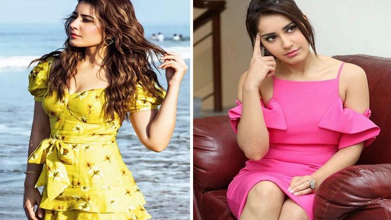 10 Latest & Beautiful Rashi Khanna Photos Gallery HD In 2021